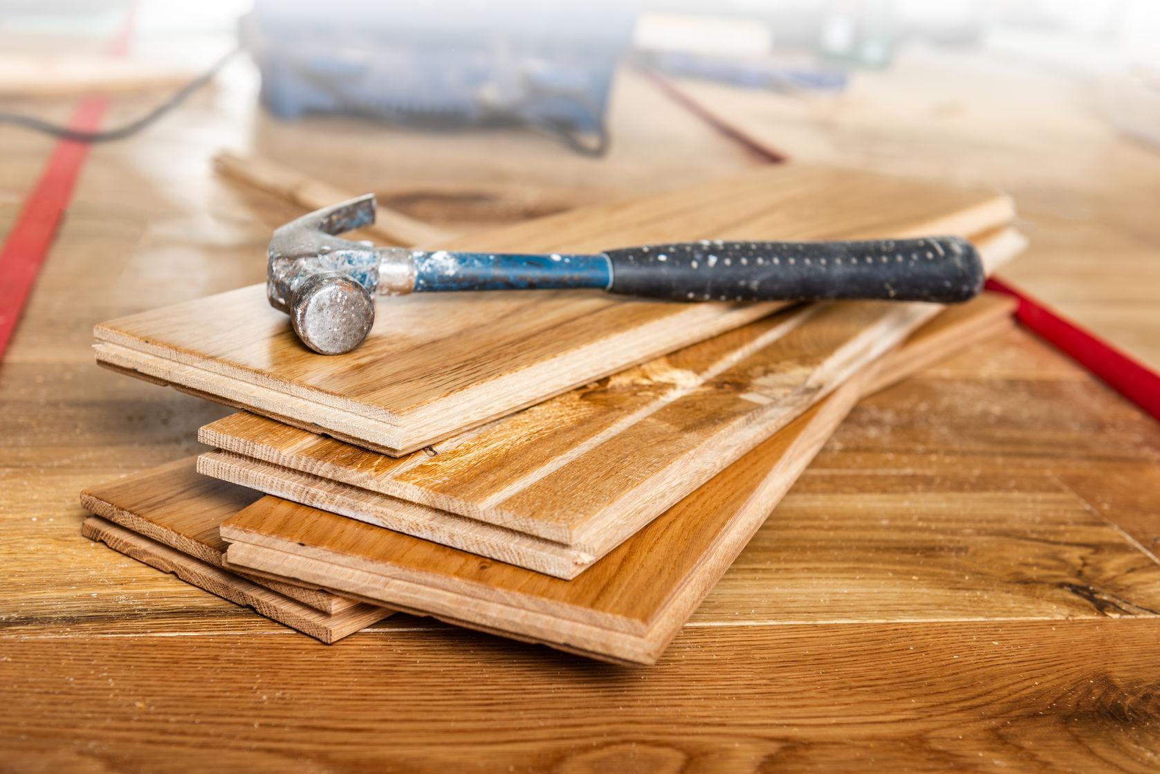 Hardwood How It S Made